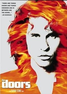 I just watched this last night and holy crap Jim Morrison had an interesting life trip! The Doors Movie