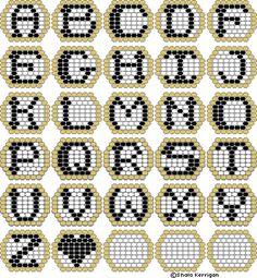 Peyote Beadwork Patterns Free Printable Patterns they really fast . - Peyote Beadwork Patterns Free Printable Patterns they work really fast … – # - Pony Bead Patterns, Beading Patterns Free, Beaded Jewelry Patterns, Bracelet Patterns, Peyote Patterns, Embroidery Patterns, Hand Embroidery, Bead Loom Bracelets, Bead Earrings