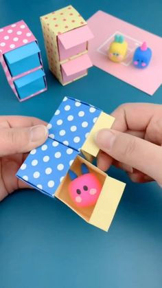 Diy Crafts For Girls, Fun Diy Crafts, Creative Crafts, Cool Paper Crafts, Paper Crafts Origami, Origami Art, Diy Gifts, Mothers Day Crafts, Diy Wallet Paper