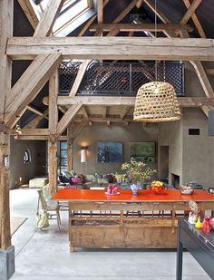 stunning renovated farmhouse