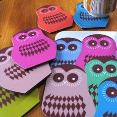 Fab.com | Melamine Coasters & Placemats