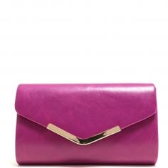 Bolso Clutch Fucsia Bags, Fashion, Hand Bags, Handbags, Moda, La Mode, Dime Bags, Fasion, Lv Bags