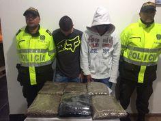 """En San Clemente Policía logra la captura de dos personas y la incautación de  8 kilos de marihuana  hidropónica """"Cripy"""""""