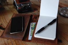Moleskine cover Leather cover journal Small by JustWanderlustShop, $136.00