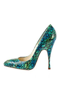 HEELS spring 2012 Brian Atwood