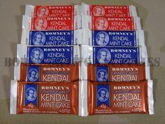 12 x KENDAL MINT CAKE BAR 40g Survival Ration Snack Pack Food Kit Hiking Camping | eBay