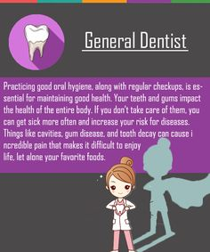 Practicing good oral hygiene, along with regular checkups, is essential for main. - Oral Health Care For Good Teeth - Dental Health Oral Health, Dental Health, Dentist Day, Teeth Dentist, Preventive Dentistry, Dental Fillings, Restorative Dentistry, Dental Facts, Dental Quotes