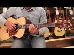 MATON EM100-808 Messiah - Dolphin Guitars - Tronnixx in Stock - http://www.amazon.com/dp/B015MQEF2K - http://audio.tronnixx.com/uncategorized/maton-em100-808-messiah-dolphin-guitars/