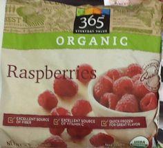 365 Organic Raspberries
