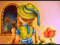 Menina das Flores-niña de las flores - YouTube