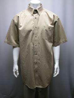 Details about Wrangler George Strait Mens Cowboy Cut Collection Plaid Shirt  Long Sleeve Sz XXL 573306237f1d4
