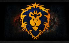 World of Warcraft Alliance Logo Warcraft Horde