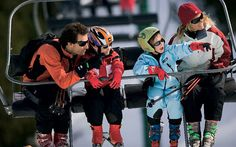 Top 10 family ski holidays - Telegraph