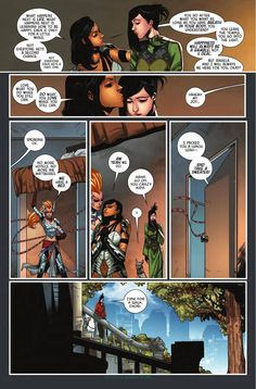 Preview: Angela: Queen of Hel #6, Story: Marguerite Bennett Art: Kim Jacinto Cover: Kim Jacinto Publisher: Marvel Publication Date: March 23rd, 2016 Price: $3.99 WAT..., #All-Comic #All-ComicPreviews #ANGELA:QUEENOFHEL #Comics #KimJacinto #MargueriteBennett #Marvel #previews