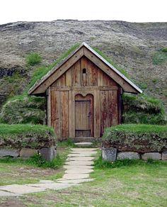 Cute little cottage. :)