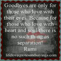 I'll see you again one day