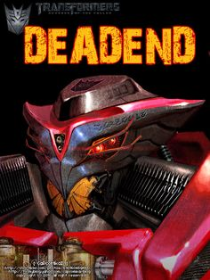 ROTF DEADEND HEAD by ~capcomkai2008 on deviantART