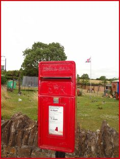 The rural postbox.