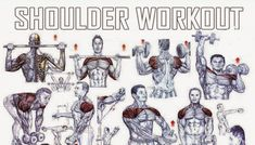 The Best Shoulder Exercises For Mass | Fitness Workouts & Exercises