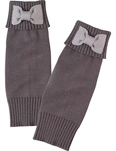 Boot Top Legwarmers. Love this idea but I'd want to make them so much cuter than pictured