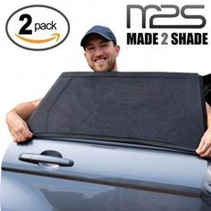 Car Window Sun Shade for Protect Your Baby Kid Pet From Harmful UV Light for sale online Best Car Sun Shade, Window Sun Shades, Best Baby Car Seats, Sun Blinds, Baby Car Mirror, Car Interior Accessories, Best Windows, Front Windows, Fit Car