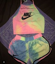 Cute Nike Outfits, Cute Lazy Outfits, Swag Outfits For Girls, Girls Fashion Clothes, Sporty Outfits, Teenager Outfits, Teen Fashion Outfits, Girly Outfits, Trendy Outfits