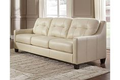O'Kean Sofa by Ashley HomeStore, , Leather (100 %)