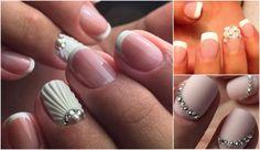 4 diseños de uñas para usar en la noche de boda - http://xn--decorandouas-jhb.com/4-disenos-de-unas-para-usar-en-la-noche-de-boda/