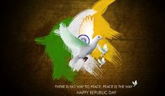Republic Day of India 2015 Flash Images Greetings for Facebook, Whatsapp