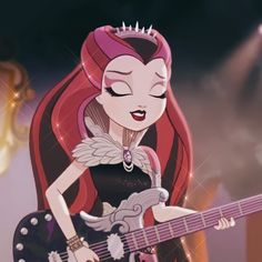 Ever After High Rebels, High E, Raven Queen, Queen Aesthetic, Vintage Cartoon, Animes Wallpapers, Monster High, Gin, Artsy