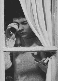 "lottereinigerforever:  Audrey Tautou in ""Le fabuleux destin..."