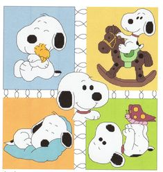 Baby Snoopy Collage Cross Stitch Pattern Sleepng by gotttwo Snoopy Nursery, Baby Snoopy, Snoopy Love, Charlie Brown And Snoopy, Snoopy And Woodstock, Bambi Nursery, Cross Stitch Baby, Counted Cross Stitch Patterns, Snoopy Blanket