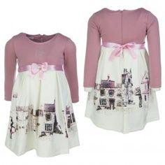 5df0cf54b68b Παιδικά ρούχα για κορίτσι - Φορέματα - Papillon - Παιδικά Ρούχα Βαπτιστικά