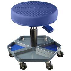 garden or shop stools | Home Kobalt Adjustable Shop Stool