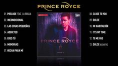 """PRINCE ROYCE VIDEO HIT MIX ► """"Phase II"""" Complete Album ► 45 minutes - 13..."""