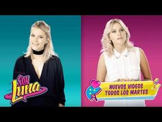 Soy Luna - Who is Who? Valentina vs. Ámbar - YouTube