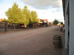 Home of the OK Corral
