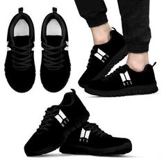 The Walking Dad - Ultra Flex Running Shoes Classic Sneakers, All Black Sneakers, Men's Sneakers, Mochila Do Bts, Army Shoes, The Walking Dad, Bts Clothing, Zapatillas Casual, Aged To Perfection