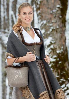 """Foto: Susanne Spatt, Kollektion """"Im Zauber der Natur, Herbst-Winter 2016/17   [S♥]"""