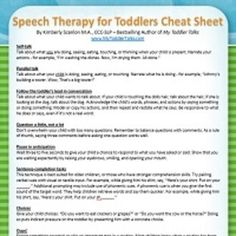 portfolio speech therapy