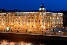 Hotel Maria Cristina - Paradors of Northern Spain    http://www.tauck.com/tours/europe-tours/spain-tours/spain-tours-sn-2016.aspx