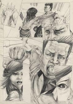Wing Chun Comic Page 2 by ~krenx on deviantART
