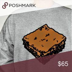 Brownie Sweater Printed sweatshirt; Design can be printed on Tees and Kaps also koko bean cloth Sweaters Crew & Scoop Necks