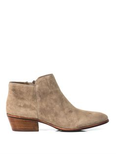 Ankle Boots for Women   Sam Edelman Petty suede ankle boots for women   Shoes Fashion Trends