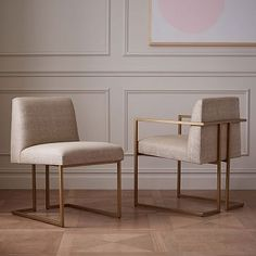 Uptown Dining Side Chair #westelm