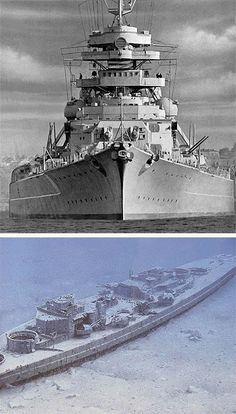 14 Feb 39: The great German battleship BISMARCK is launched, the most powerful ship in the Kriegsmarine. Its career on the seas, however, will be cut short by the British. More: http://scanningwwii.com/a?d=0214&s=390214 #WWII