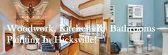 If you are deign your home and looking painter in Hicksville, NY. Then, we are best & high quality services providing for your residential and commercial. Everyone call us @ 516-754-8248 and get Woodwork, Kitchens, Wall Tiles, Woodwork and Bathrooms Painting In Hicksville!