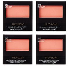 Revlon Powder Blush 010 Classy Coral Pack of 4 FREE Assorted Purse KitCosmetic Bag Bonus Gift ** For more information, visit image link. (This is an affiliate link) Makeup Set For Beginners, Bath Sponges, Makeup Blender, Old Spice, Brush Sets, Free Travel, Makeup Brush Set, Revlon, Travel Size Products