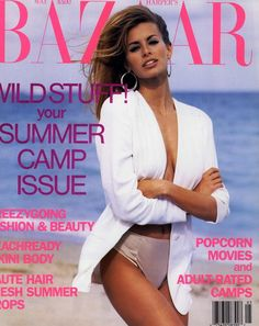 Nikki Taylor will always be my favorite supermodel of all time...