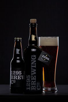 1295 Brewing Company packaging, designed by Taylor Pemberton. Beer Brewing, Home Brewing, Beer Packaging, Packaging Design, Beer Club, Beer Brands, Branding, Beer Label, Best Beer